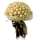 GF13 - Ferrero Rocher Bouquet pre order week in advance - $90.00 to $140.00